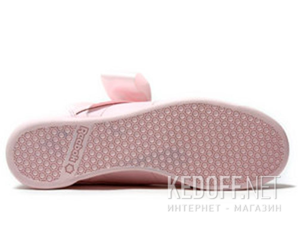 Цены на Женские кроссовки Reebok Freestyle Hi Steals Hearts Hi Satin Bow CM8905