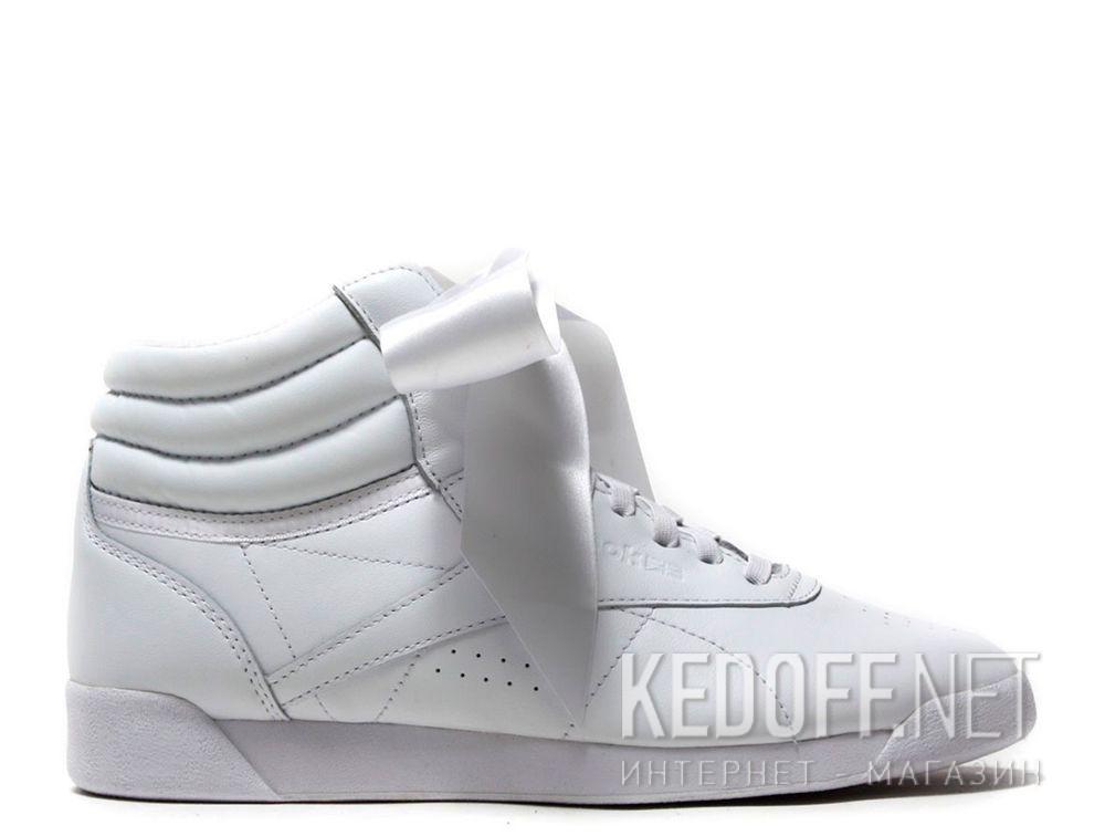 Женские кроссовки Reebok Freestyle Hi Satin Bow CM8903 купить Украина
