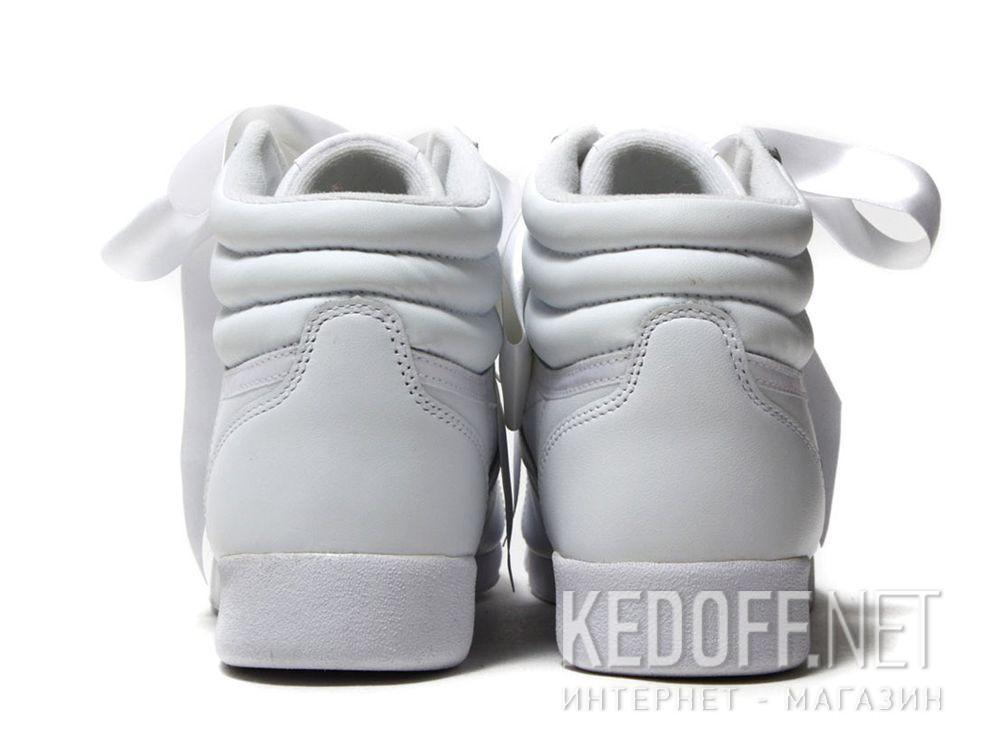 Женские кроссовки Reebok Freestyle Hi Satin Bow CM8903 купить Киев