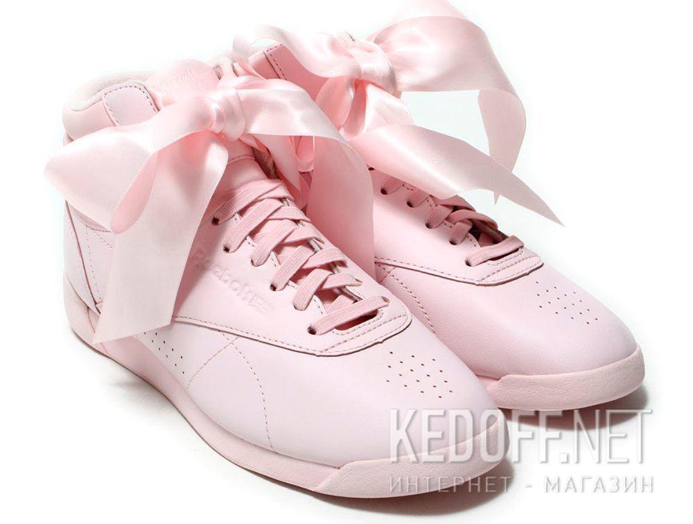 Женские кроссовки Reebok Freestyle Hi Steals Hearts Hi Satin Bow CM8905 купить Украина