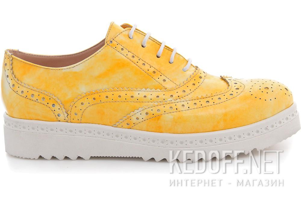 Оригинальные Туфли Las Espadrillas 02100-15 унисекс   (жёлтый)