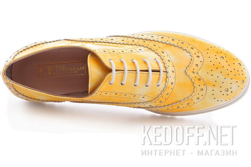 Цены на Туфли Las Espadrillas 02100-15 унисекс   (жёлтый)