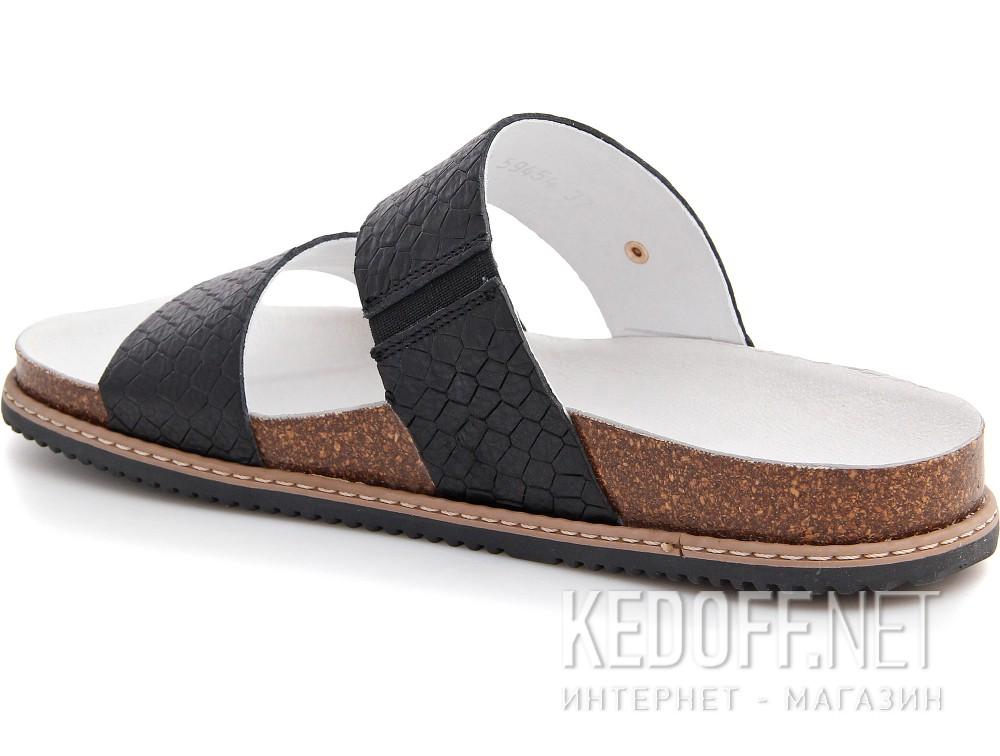 Медицинская обувь Las Espadrillas 07-0270-001  (чёрный) купить Украина