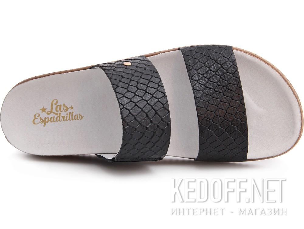 Медицинская обувь Las Espadrillas 07-0270-001  (чёрный) описание