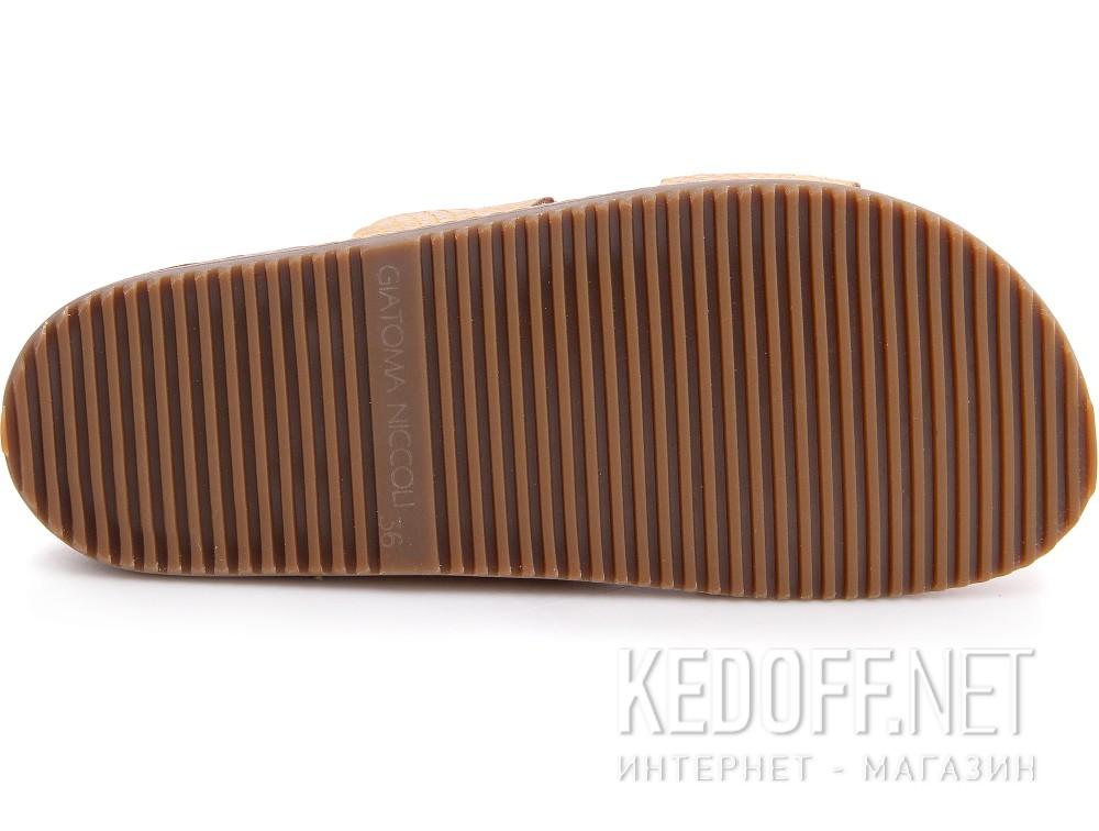 Оригинальные Медична взуття Las Espadrillas 07-0270-004 (злотистий/бежевий)