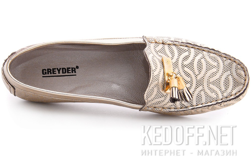 Women's loafers Greyder 55835-79