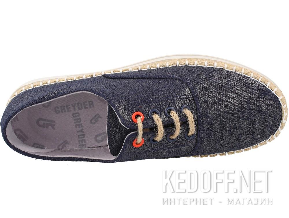 Оригинальные Туфли Greyder 7Y2UA51191-89 (тёмно-синий)