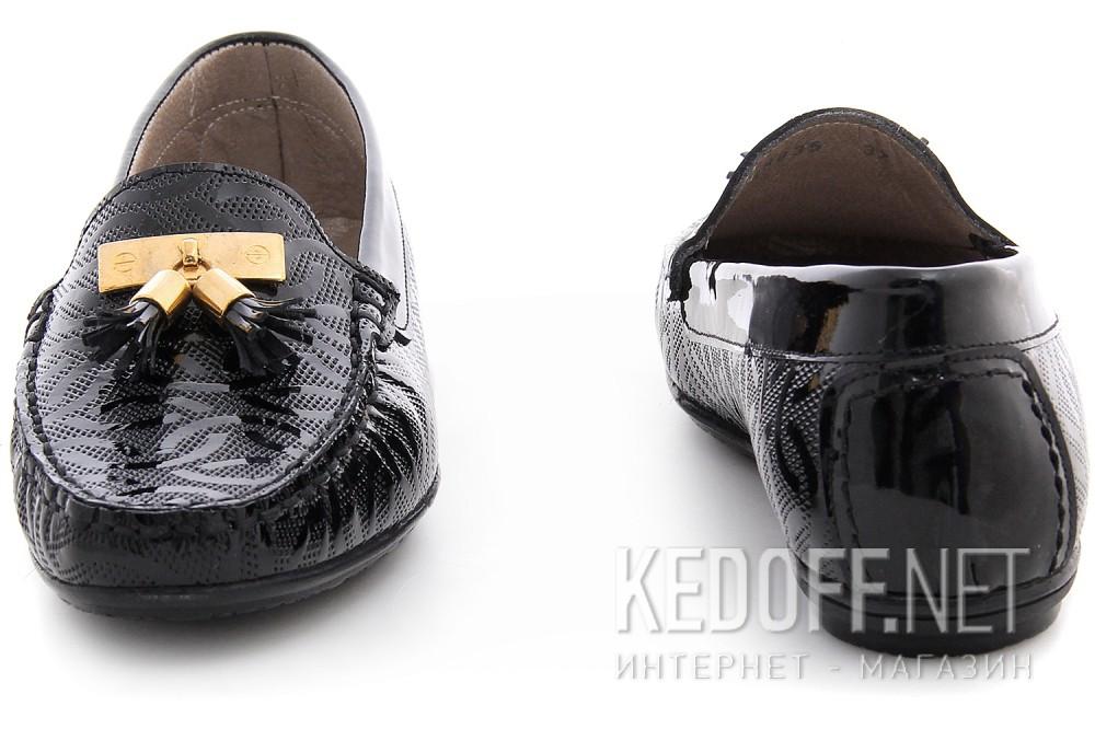 Туфли Greyder 55835-27 унисекс   (чёрный) купить Киев
