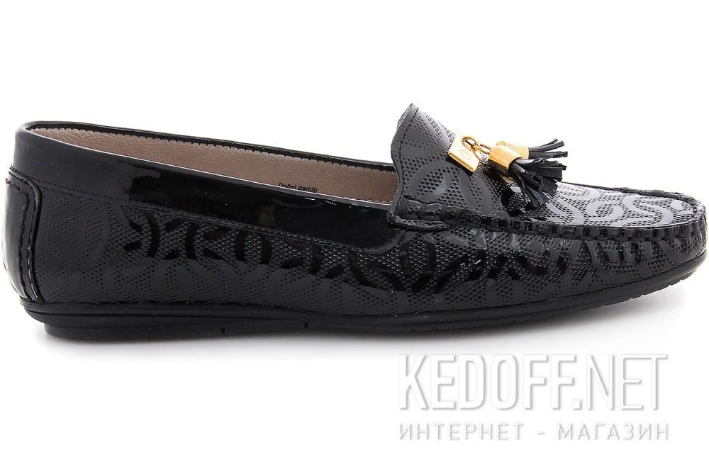 Оригинальные Туфли Greyder 55835-27 унисекс   (чёрный)