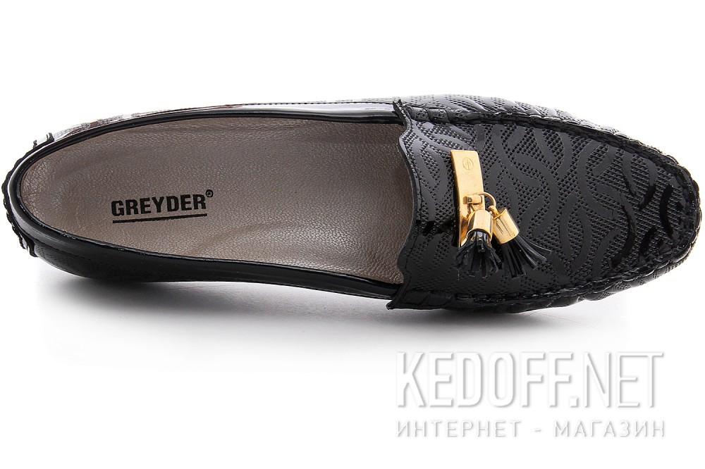 Туфли Greyder 55835-27 унисекс   (чёрный) описание