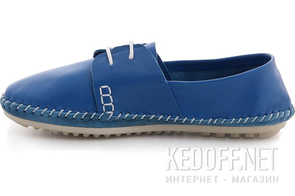 Томс Las Espadrillas 659002-42 унисекс   (синий) купить Украина