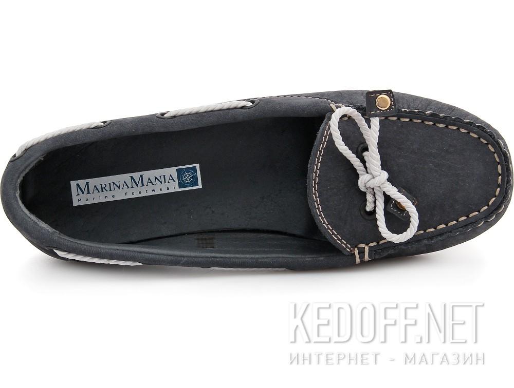 Женские мокасины MARINA MANIA 3007   (синий)