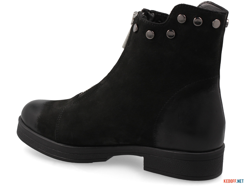 Women's boots with fur Forester 3501-27