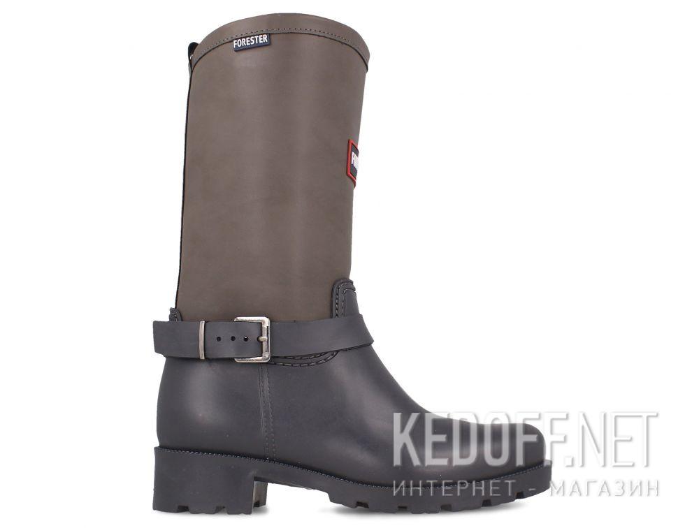 Жіночі гумові чоботи Forester Rain High 93792-37 купить Киев