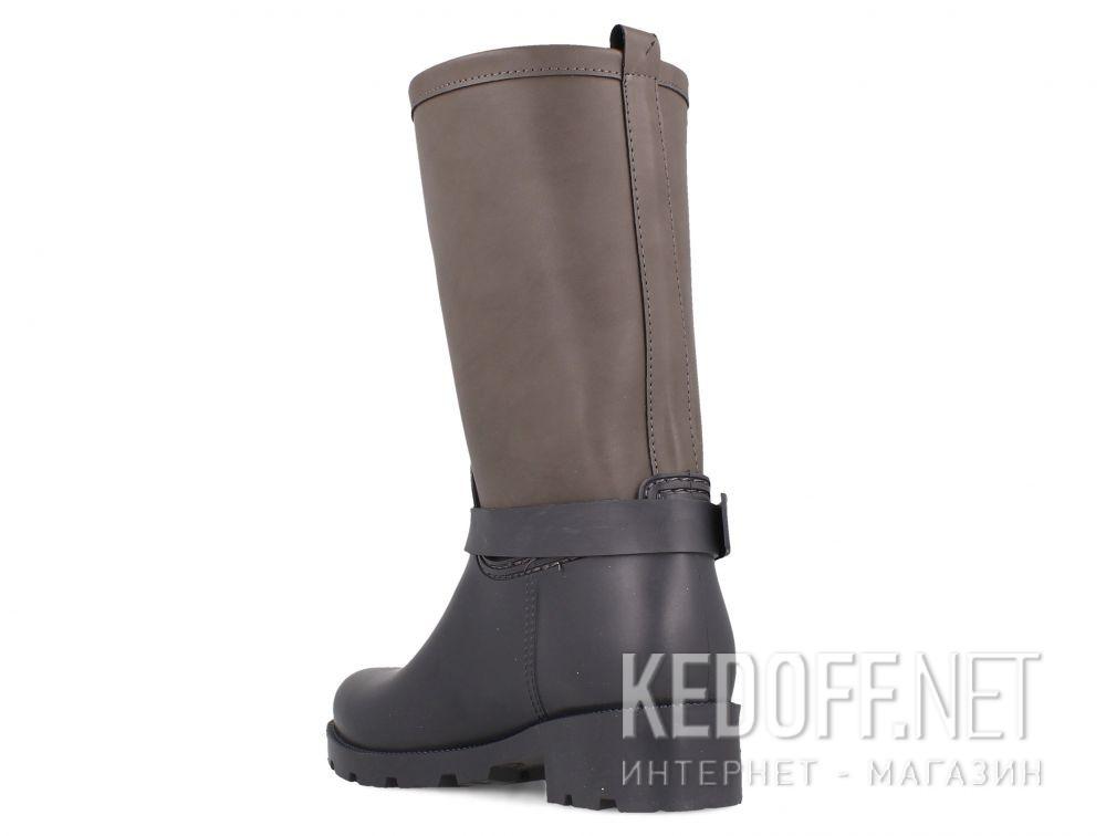 Оригинальные Жіночі гумові чоботи Forester Rain High 93792-37