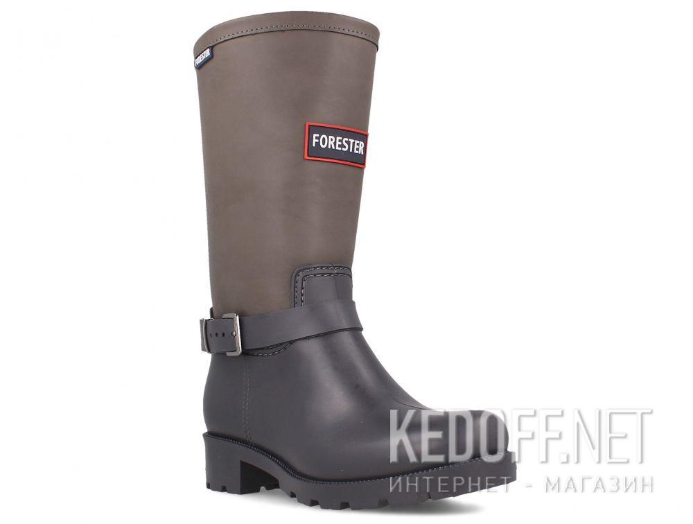 Купити Жіночі гумові чоботи Forester Rain High 93792-37