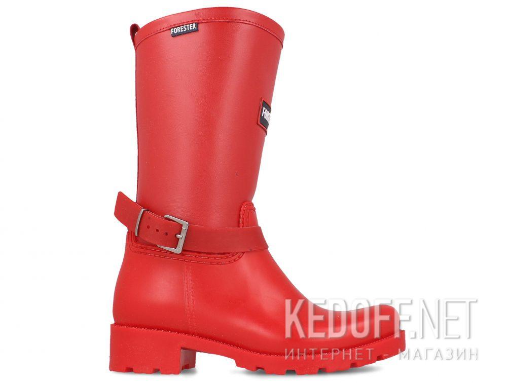 Жіночі гумові чоботи Forester Rain High 93792-47 купить Киев