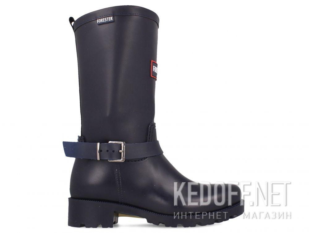 Жіночі гумові чоботи Forester Rain High 93792-89 купить Киев