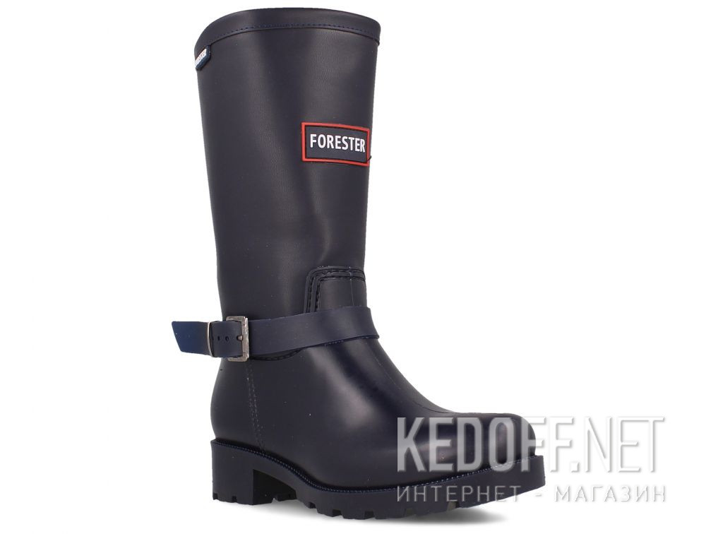 Купити Жіночі гумові чоботи Forester Rain High 93792-89