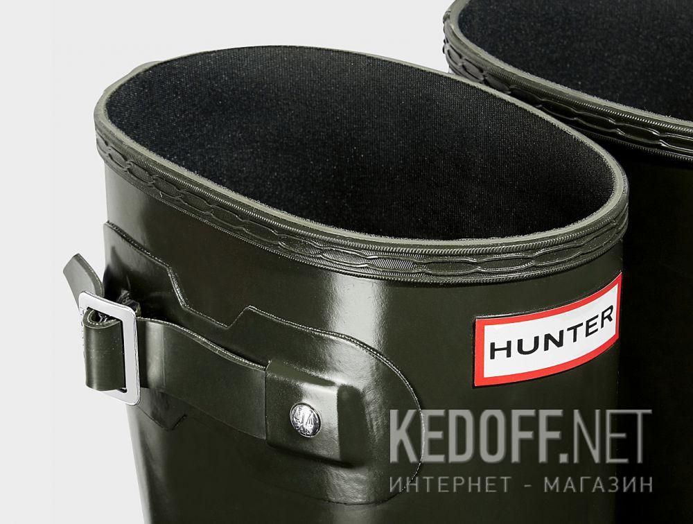 Жіночі гумові чоботи Hunter Women's Original Tall Gloss WFT1000RGL HUNTER GREEN все размеры