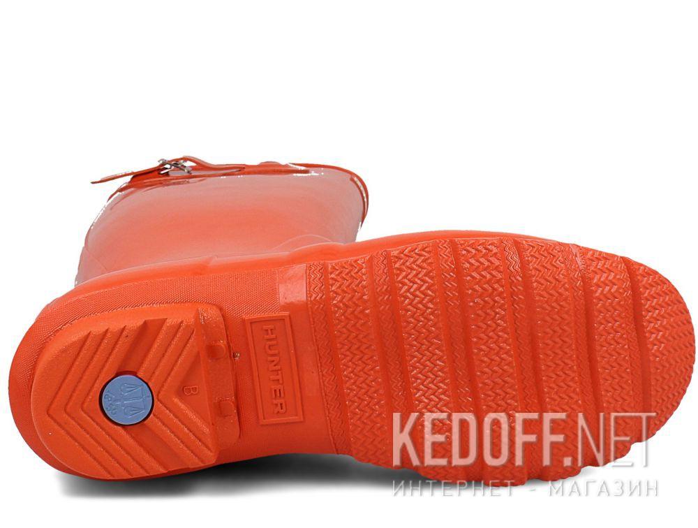 Цены на Жіночі гумові чоботи Hunter Women's Original Tall Gloss WFT1000RGL ORANGE