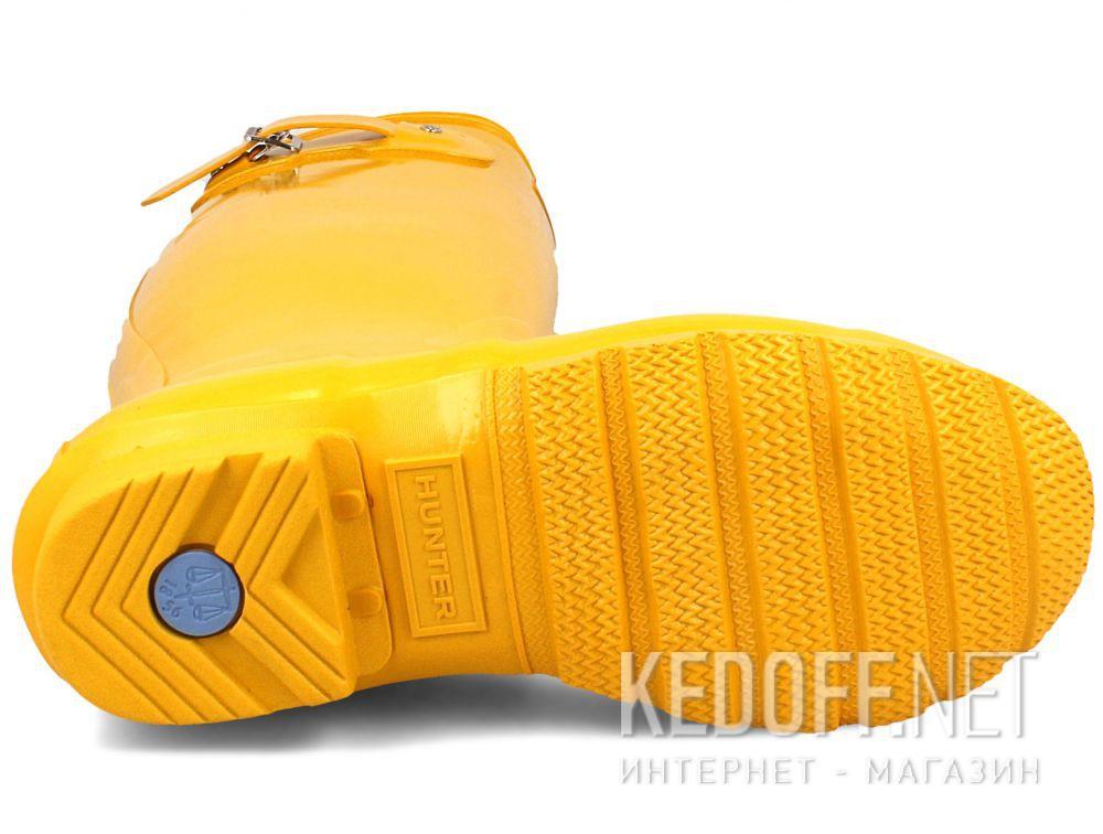 Цены на Women's rain boots Hunter Women's Original Tall Gloss Yellow WFT1000RGL