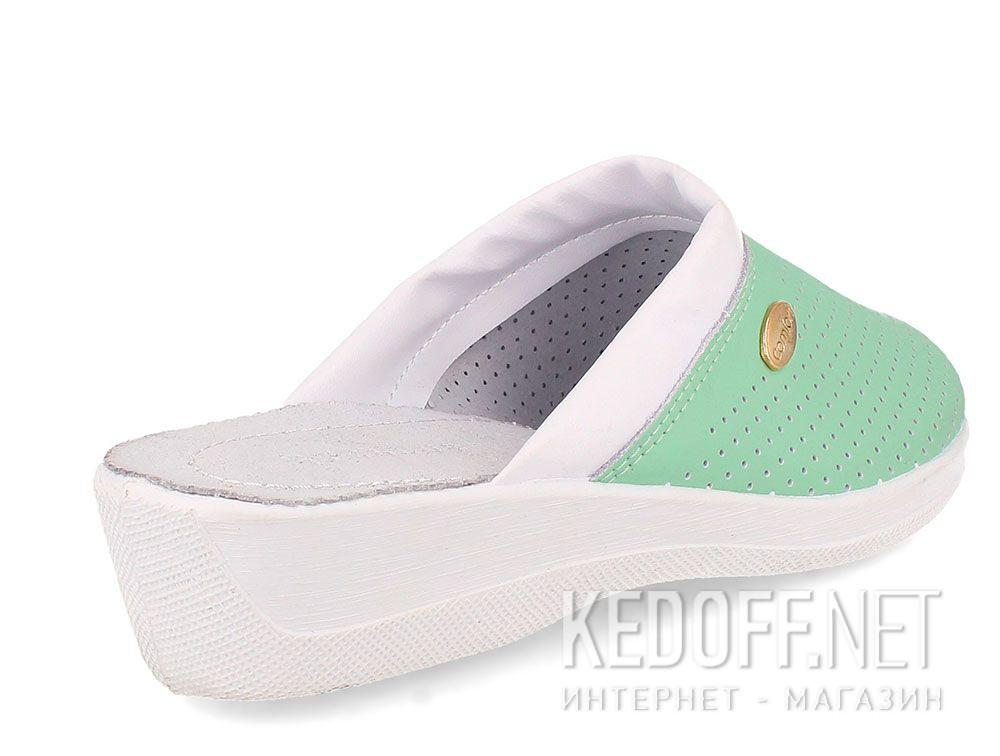 Женские сабо Forester Sanitar 510806-22 Mentol купить Украина