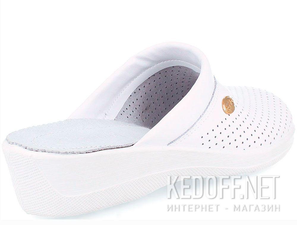Женская мед обувь Forester Sanitar 510806-13 White Classic купить Киев