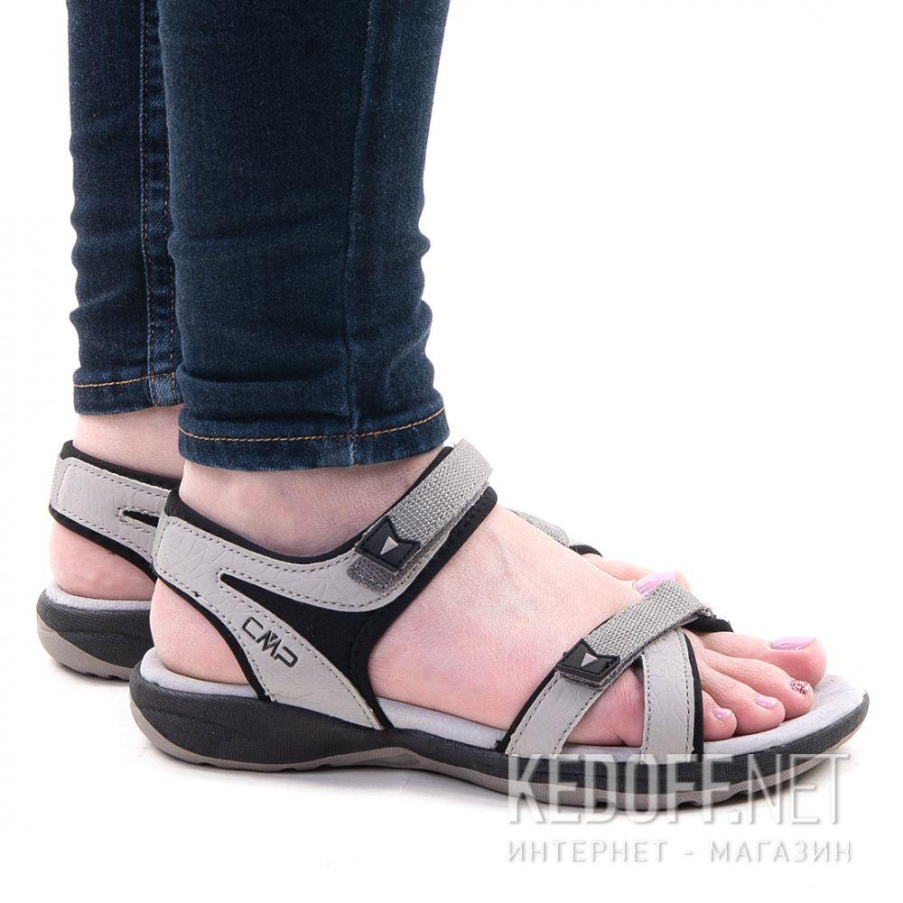 Цены на Женские сандалии CMP Adib Wmn Hiking Sandal 39Q9536-77UC