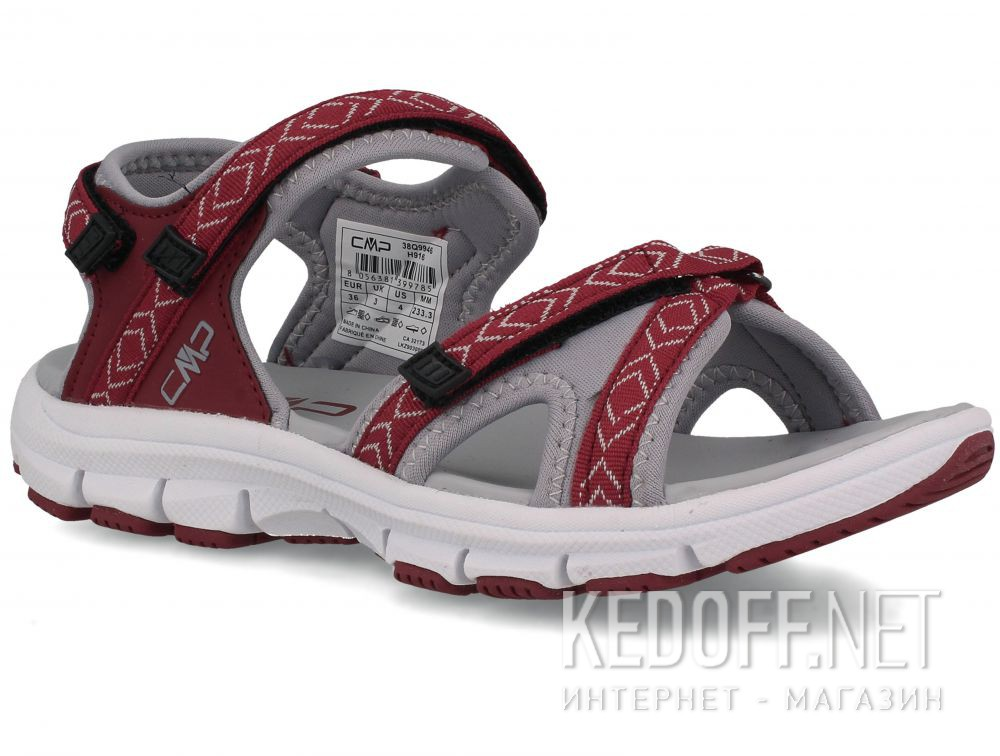 Купити Жіночі сандалі Cmp Almaak Wmn Hiking Sandal 38Q9946-H916