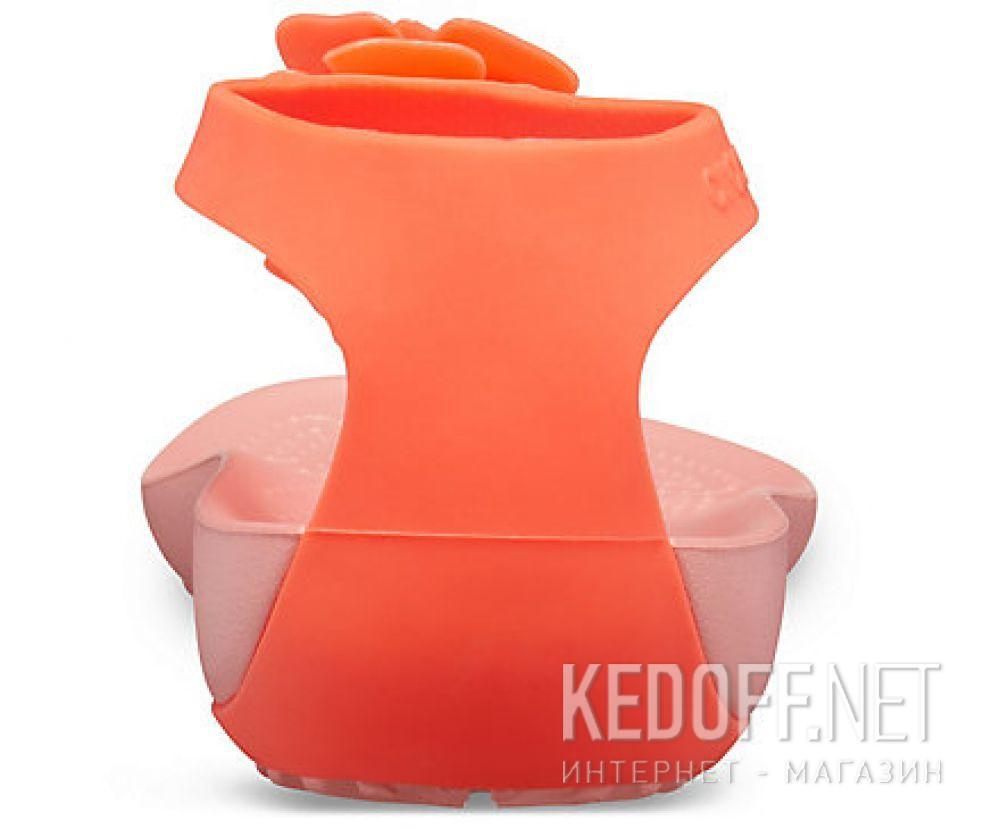 Женские сандалии Crocs Serena Embellish Flip W Bright Coral/Melone 205600-6PT описание