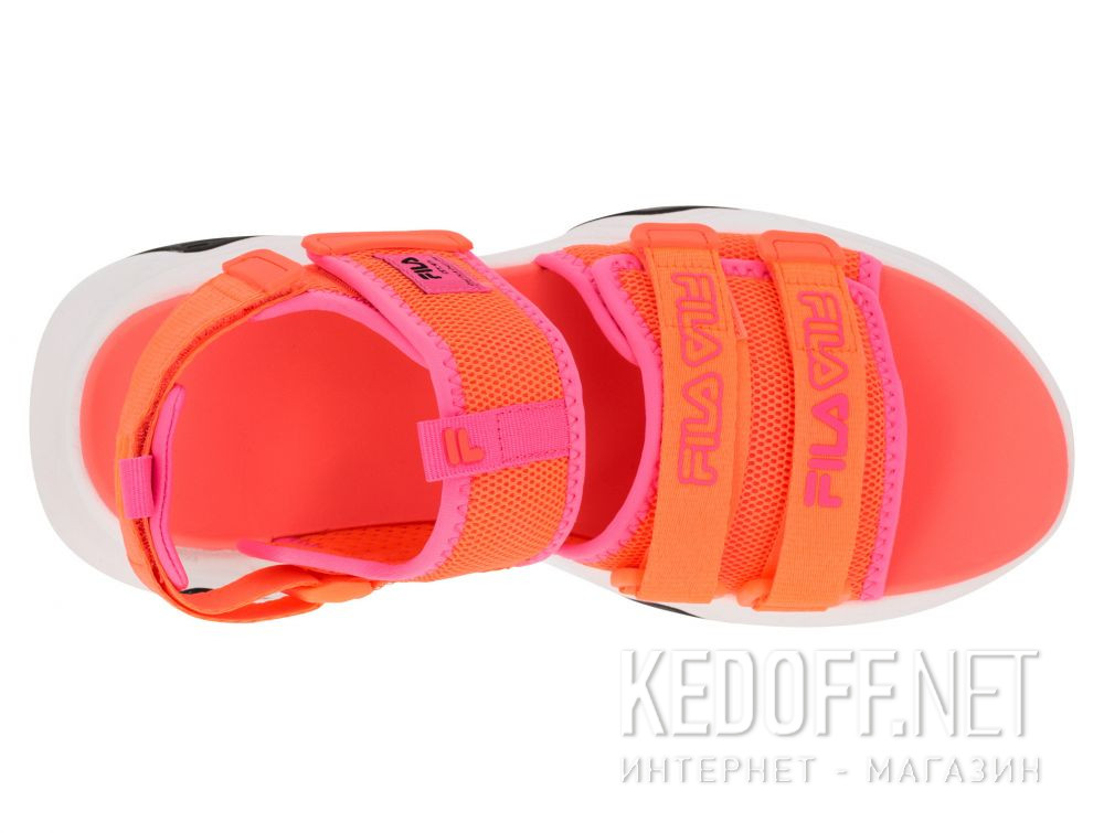Женские сандалии Fila Nebula Sandals W 109999-51 описание