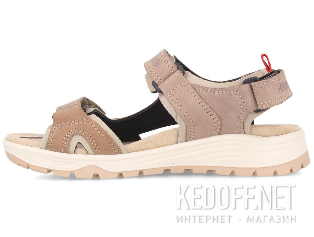 Leather sandals Forester Allroad 5301-1 Removable insole купить Киев
