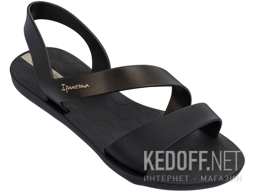 Женские сандалии Ipanema Vibe Sandal 82429-21112 Made in Brasil описание