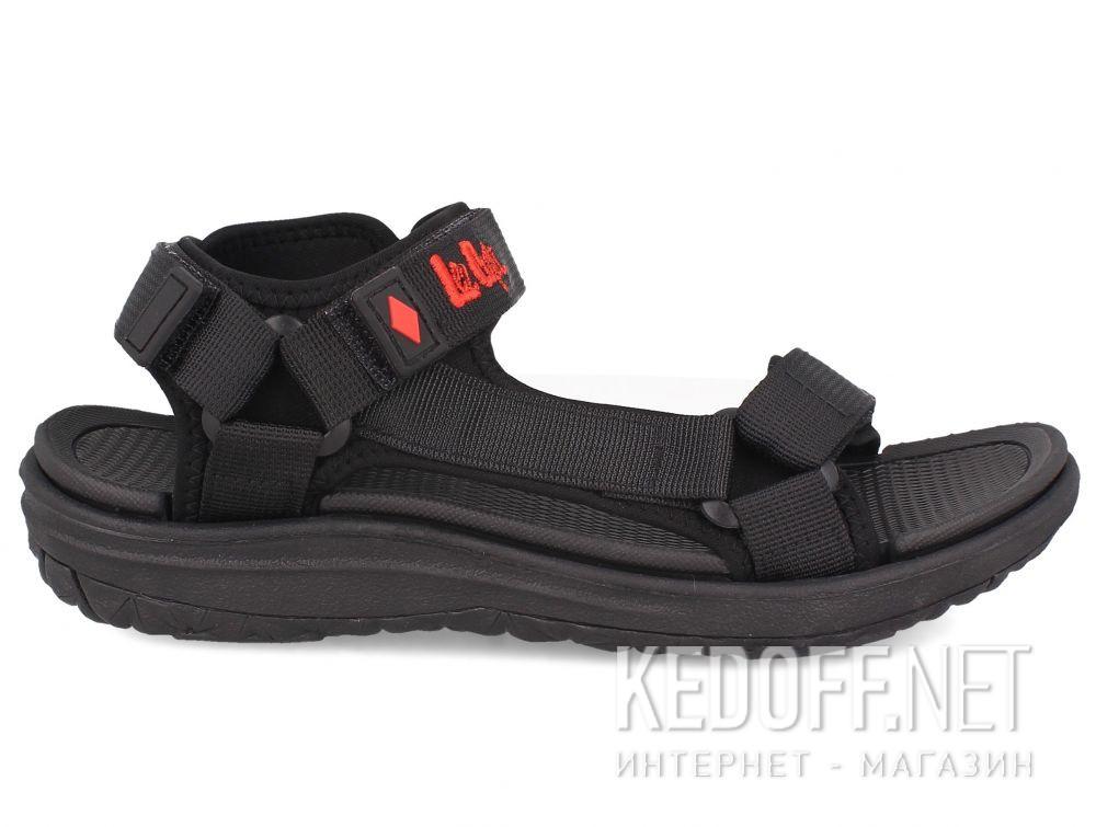 Оригинальные Чорні сандалі Lee Cooper LCW-21-34-0211L