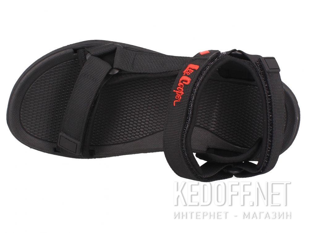 Чорні сандалі Lee Cooper LCW-21-34-0211L описание