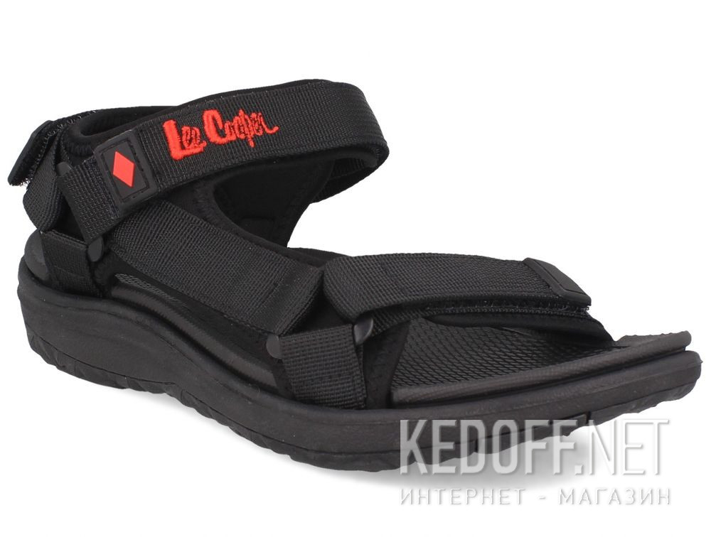 Купити Чорні сандалі Lee Cooper LCW-21-34-0211L
