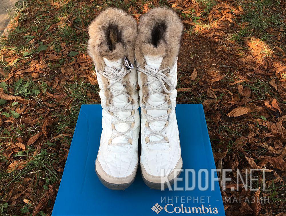 Женские сапоги Columbia Heavenly Omni-Heat BL5964-125 доставка по Украине