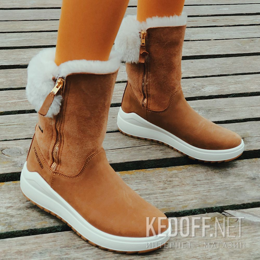Жіночі чоботи Forester Lavinia 6340-5 Made in Europe все размеры