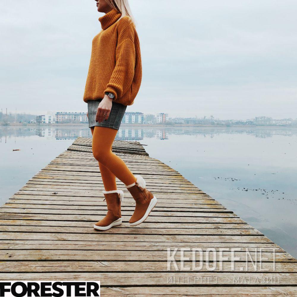 Доставка Жіночі чоботи Forester Lavinia 6340-5 Made in Europe