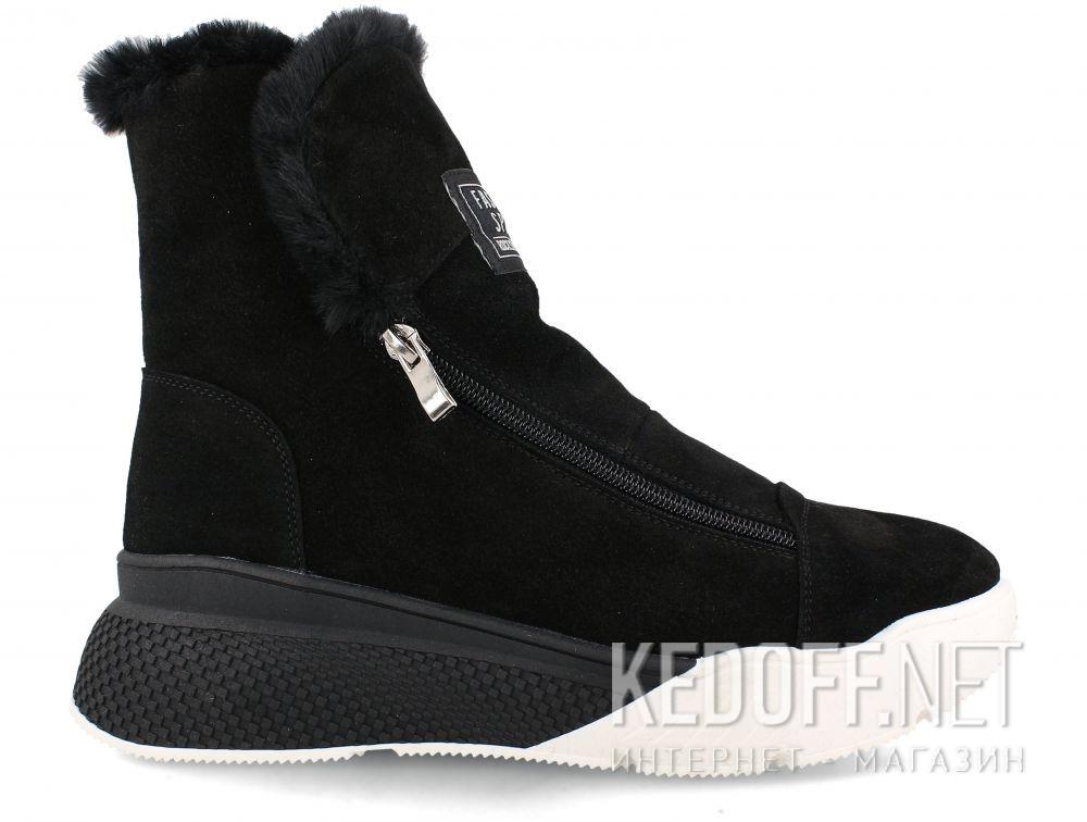 Damskie buty Forester Marque Zip 1577-27 купить Украина