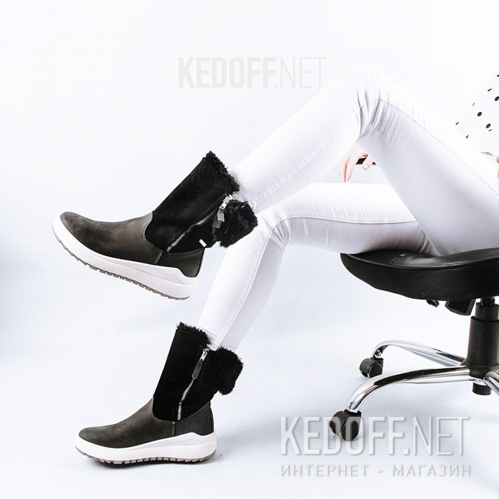 Доставка Жіночі чоботи Forester Lavinia 6340-2 Made in Europe