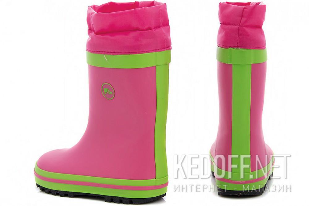 Детские резиновые сапоги Lumberjack 325002   (розовый) купить Украина