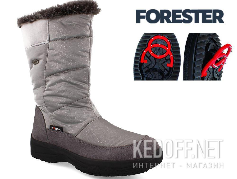 Купить Женские сапоги зимоходы Forester Attiba 80303P-37 Made in Italy