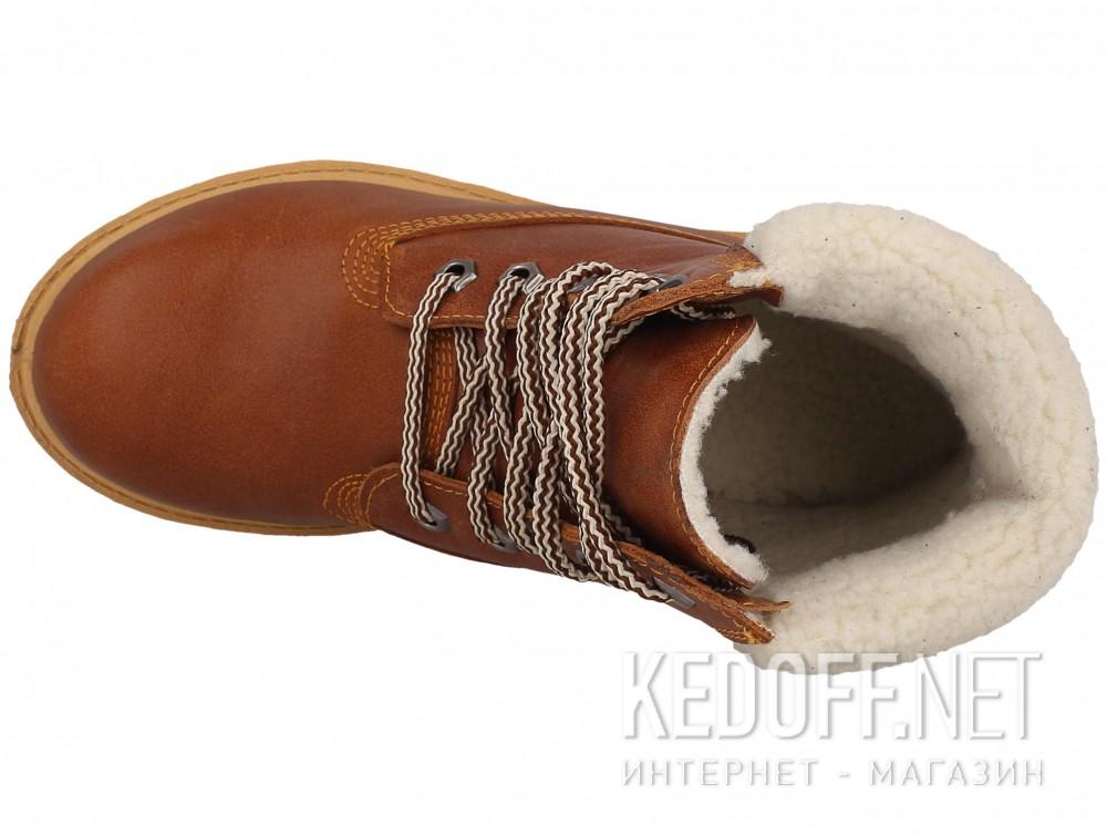 Оригинальные Ботинки Forester Light brown Leather 0610-74