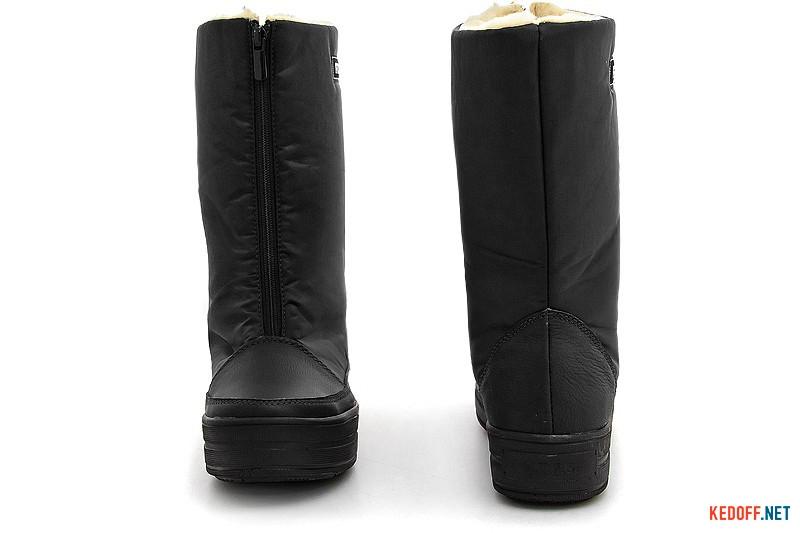 Жіночі чобітки Forester 24220-27 Чорні