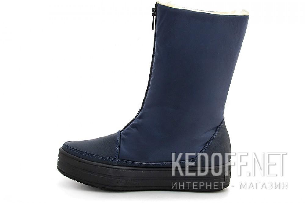 Дутики Forester 24220-89 унисекс   (тёмно-синий/чёрный/синий) купить Украина