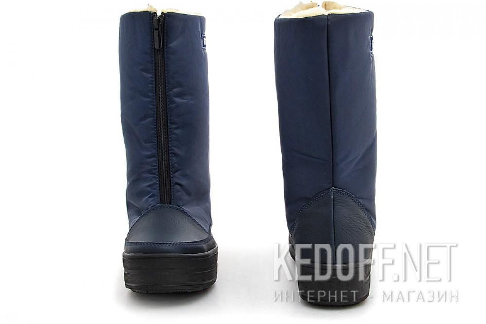 Дутики Forester 24220-89 унисекс   (тёмно-синий/чёрный/синий) купить Киев