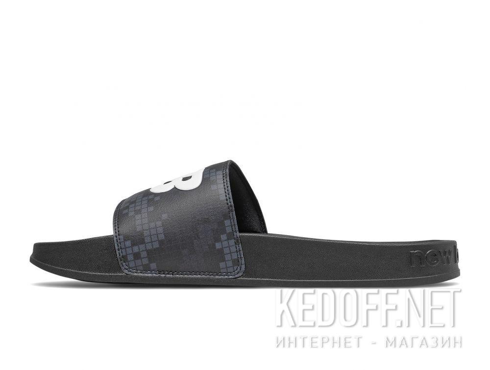 Мужские шлепанцы New Balance SMF200BW купить Украина