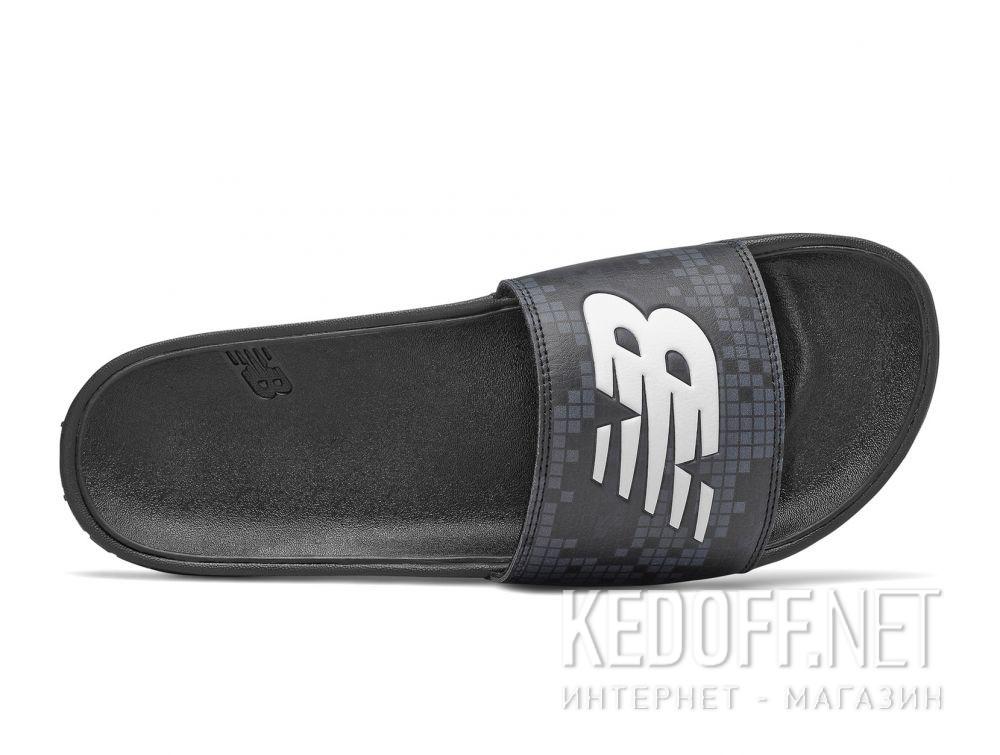 Мужские шлепанцы New Balance SMF200BW купить Киев